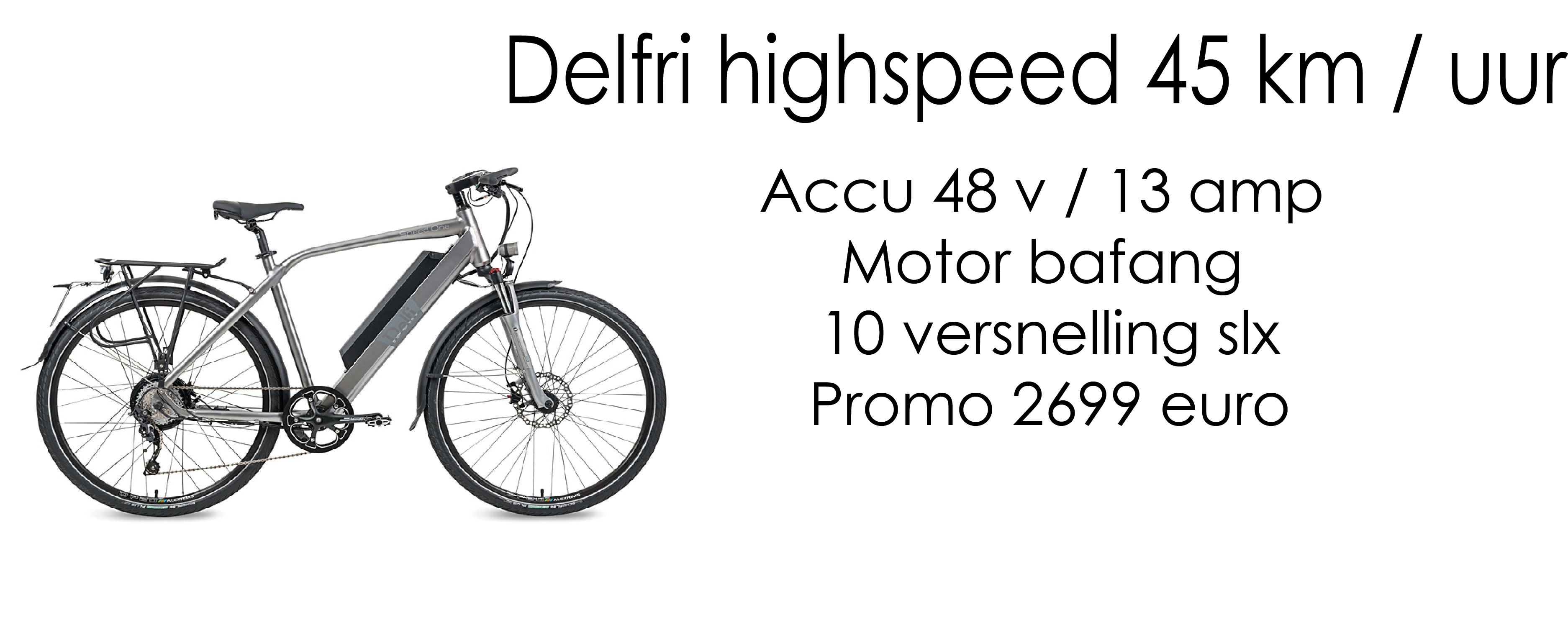 Delfti highspeed